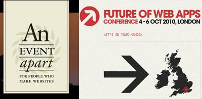 Conferences - An Event Apart DC/FOWA London